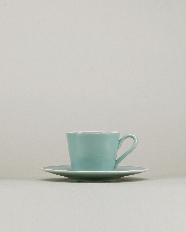 Astoria Mint Green Tea Cup And Saucer Costa Nova A Vida Portuguesa
